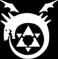 Homunculus Full Metal Alchemist Laptop Vinyl Car Decal - MyMonkeySticker.com