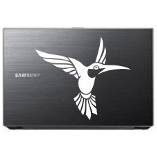 Humming Bird Automobile Car Window Decal Tablet PC Sticker Automobile Window Wall Laptop Notebook Etc. Any Smooth Surface - MyMonkeySticker.com