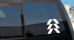 Hunter Destiny Dead Vinyl Decal Sticker for Car Window Laptop Room - MyMonkeySticker.com