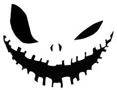 Jack Skellington Nightmare Before Christmas Halloween  Vinyl Car/Laptop/Window/Wall Decal - MyMonkeySticker.com
