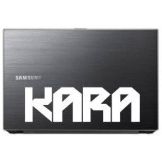 KARA Kpop Group Idol Star Automobile Car Window Decal Tablet PC Sticker Window Wall iphone Laptop Notebook Ipad macbook pro apple Etc. - MyMonkeySticker.com