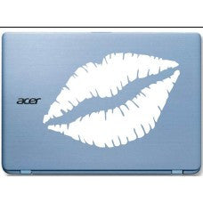 Kiss Lips Sexy Love Automobile Car Window Decal Tablet PC Sticker Automobile Window Wall iphone Laptop Notebook Ipad Etc. Any Smooth Surface - MyMonkeySticker.com
