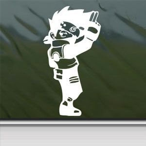 Naruto Kakashi Anime Adhesive Decal Sticker Vinyl Decorative for Wall Car Auto Ipad Macbook Laptop - MyMonkeySticker.com