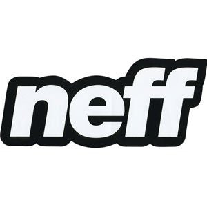 Neff Logo Urban Vinyl Car/Laptop/Window/Wall Decal - MyMonkeySticker.com