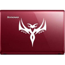 Phoenix Wing Car Window Decal Tablet PC Sticker Automobile Window Wall Laptop Notebook Etc. - MyMonkeySticker.com