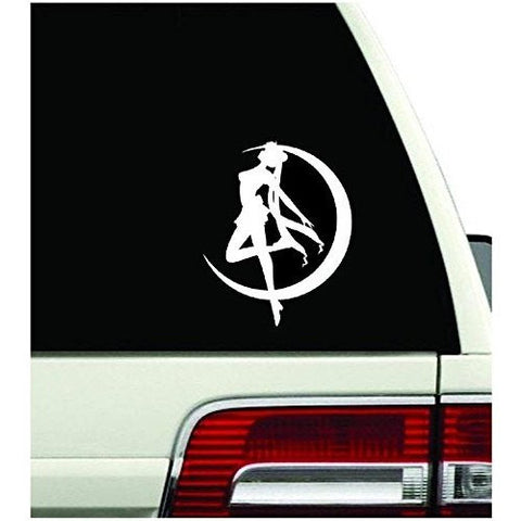 Sailor Moon Anime Vinyl Sticker Decal for car Laptop Windows Wall - MyMonkeySticker.com