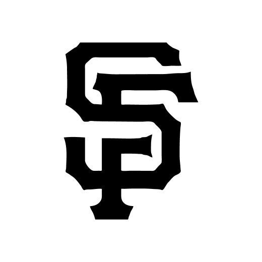 San Francisco Giants Logo Decal Sticker Vinyl Decorative for Wall Car Auto Ipad Macbook Laptop - MyMonkeySticker.com