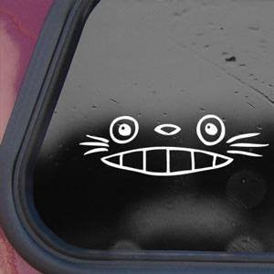 TOTORO Ghibli Laputa Jdm Anime Adhesive Decal Sticker Vinyl Decorative for Wall Car Auto Ipad Macbook Laptop - MyMonkeySticker.com