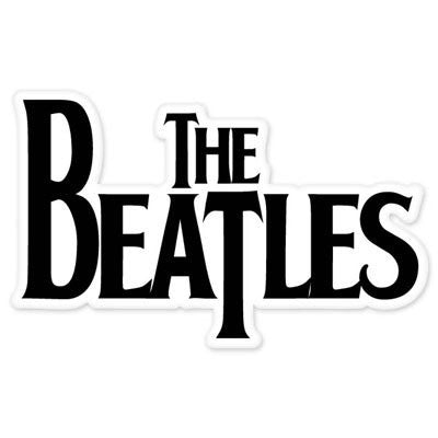 The Beatles Vynil Car Sticker Decal - MyMonkeySticker.com
