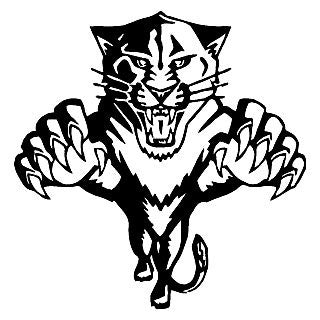 Tiger Jumping Vinyl Car Decal - MyMonkeySticker.com