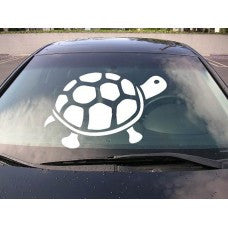 Tortoise Tropical Vinyl Decal for Car Window, Automobile, Tablet, PC, Notebook, Computer, Wall, mobile, Bumper, Ipad, Iphone, Cellphone - MyMonkeySticker.com