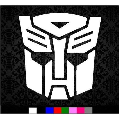 Transformers Autobot Logo Vinyl Decal Sticker For Car Laptop Windows Wall - MyMonkeySticker.com