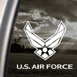 Us Air Force Usaf   Vinyl Sticker Decal Car Truck Windon Wall Laptop notebook - MyMonkeySticker.com