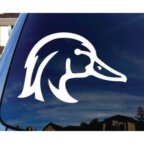 Wood Duck Automobile Car Window Decal Tablet PC Sticker Automobile Window Wall iphone Laptop Notebook Ipad macbook pro apple - MyMonkeySticker.com