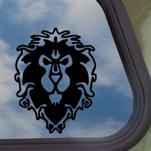 World of Warcraft Alliance Vinyl Decal Sticker for Car Window Laptop wall - MyMonkeySticker.com