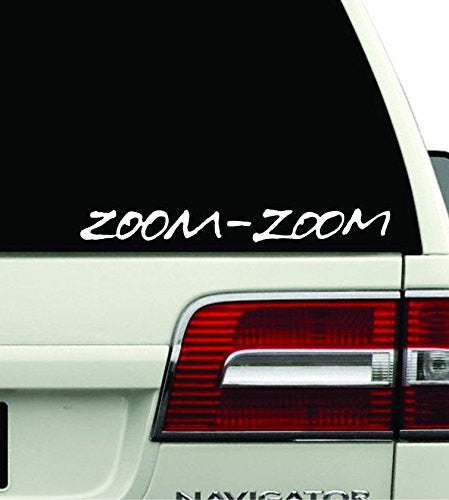X2 Zoom Zoom Logo Decal Stikers Mazda Speed Mazda Protege - MyMonkeySticker.com