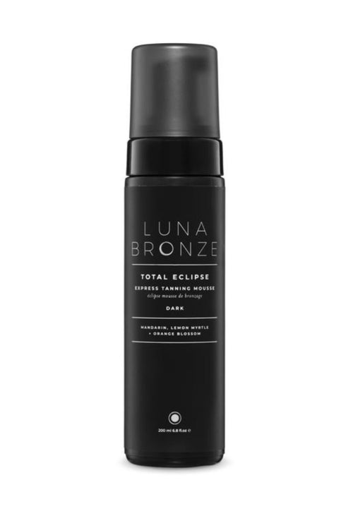 Luna Bronze Self Tanning Mousse - TOTAL ECLIPSE