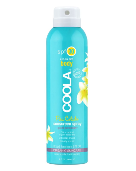 COOLA SPF 30 Organic Sun Protection Spray