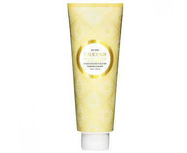 LALICIOUS Lemon Blossom Body Butter