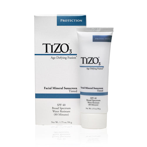 TIZO 3 Facial Mineral Sunscreen SPF 40