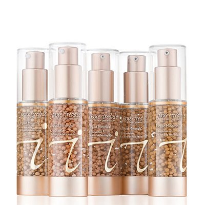 Liquid Mineral Foundations