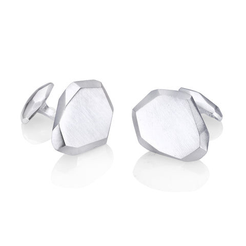 Polygon Cufflinks