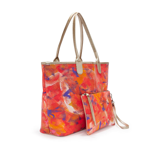 "Marla Cielo ""Committed"" Tote"