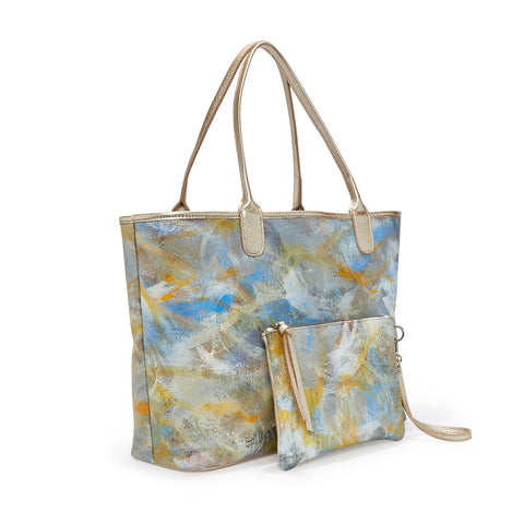 """Feather"" Tote"