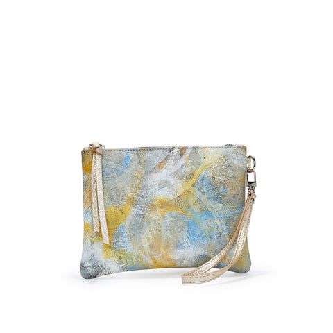 "Marla Cielo ""Feather"" Wristlet"
