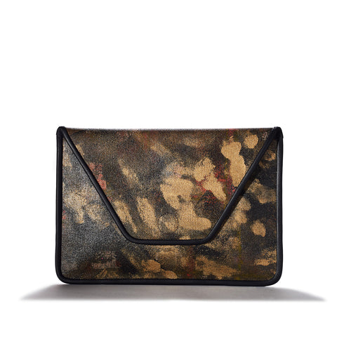 """Courage"" Oversized Clutch"