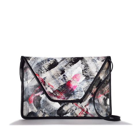 Crystal Limited Edition Oversized Clutch