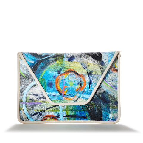 """Galaxy"" Oversized Clutch"