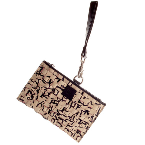 """Journal"" Titan Wristlet"