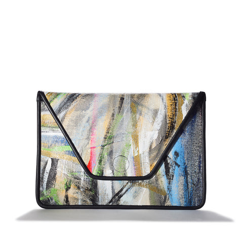 """Menage"" Oversized Clutch"