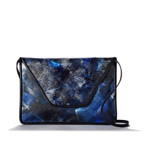 """Stargaze"" Oversized Clutch"