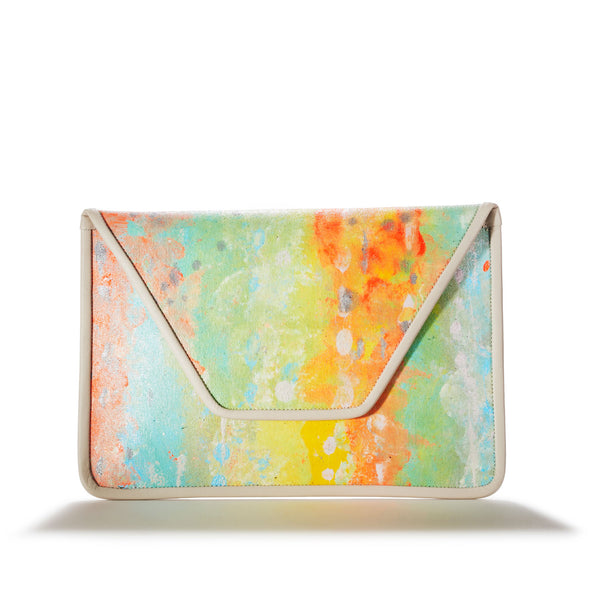 """Sunrise"" Oversized Clutch"