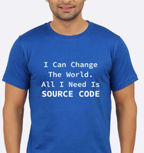Change The World With Source Code