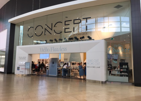 Yorkdale's CONCEPT Launches 'Female Founders' Market, Curated by Flawless by Friday