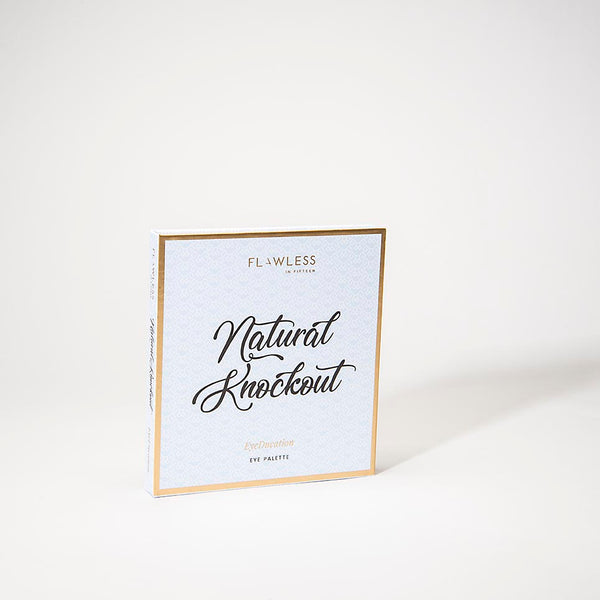 Natural Knockout                             EyeDucation Eye Palette