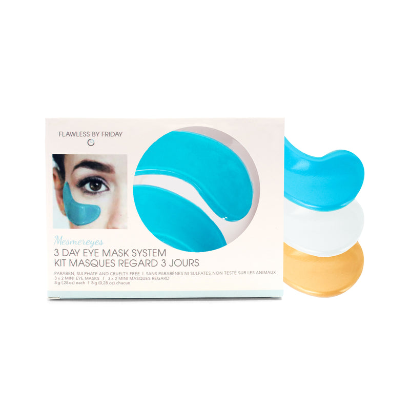 Mesmereyes Three day Eye Mask System