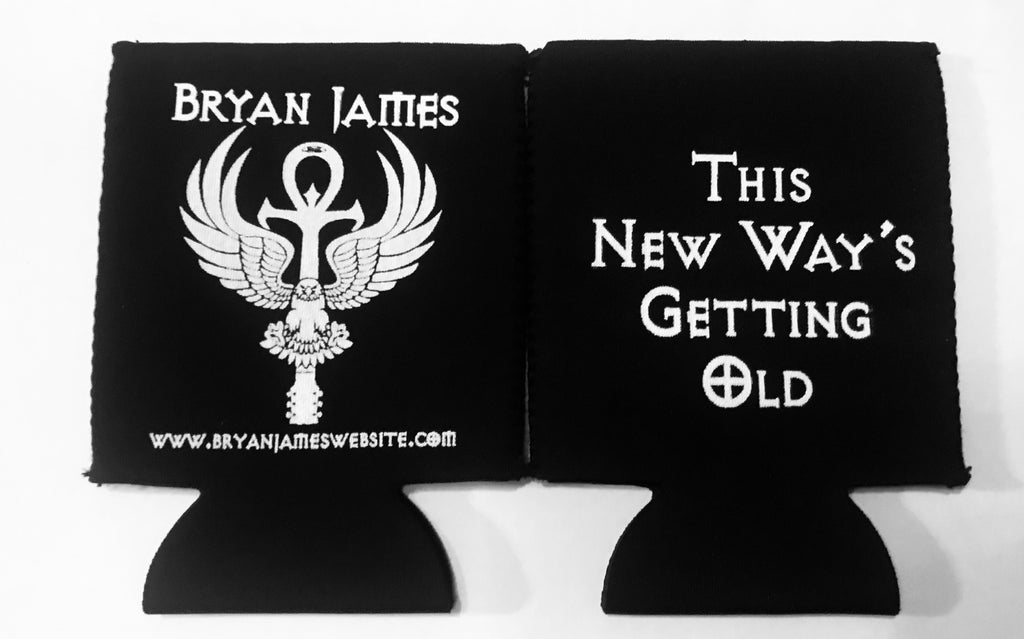 New Way's Getting Old Koozie