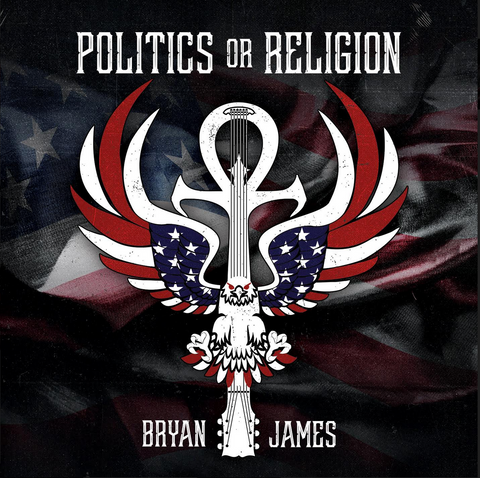 Politics or Religion - SIGNED HARD COPY CD