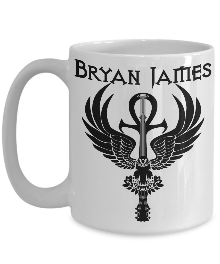 Bryan James Coffee Mug