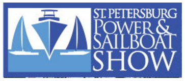 St. Petersburg Boat Show, here we come! Booth 449