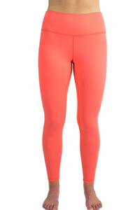 Signature Comfort Legging in Coral