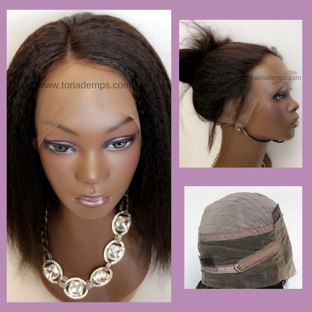 "360 LACE WIG (16"")"