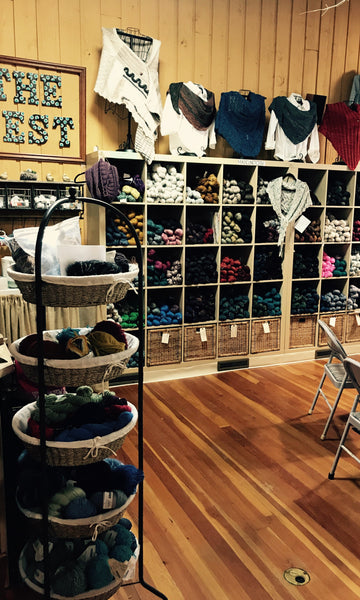 Shopping at The Nest!   by Guest Blogger Morgan