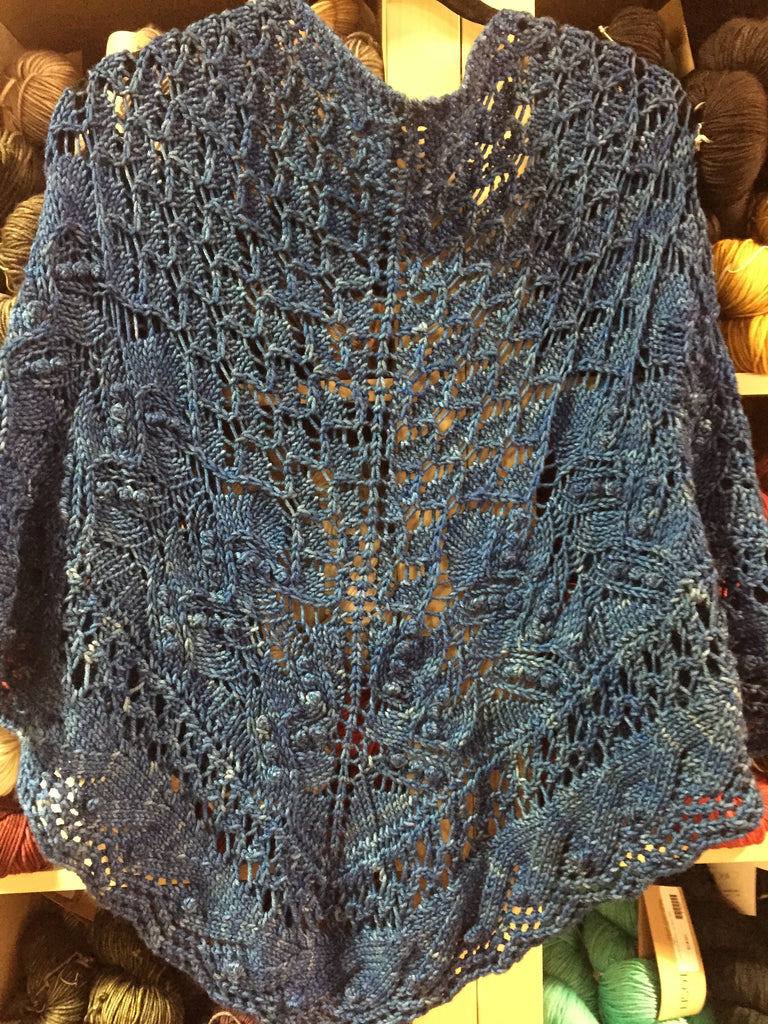 My Juneberry Shawl