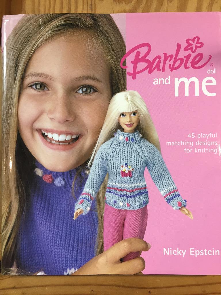 Barbie and Me by Nicky Epstein
