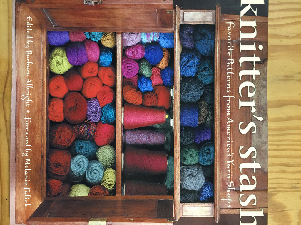 Knitter's Stash by Barbara Albright